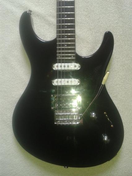 Guitarra Washburn Rx10 Preto Metálico