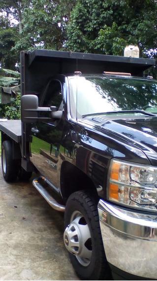 Camion Silverado C3500, Año 2011,con 130 Mil Km, Aire...