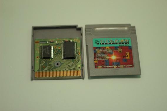 Jogo Tetris Flash Original Para Game Boy - Gbc Gba Gba Sp