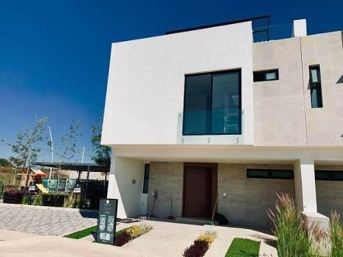Casa Nueva Amplia Acabados De Lujo, Creta Residencial, Zap.