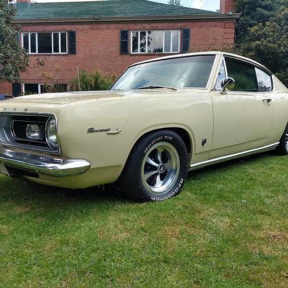 Chrysler Plymount Barracuda 1967