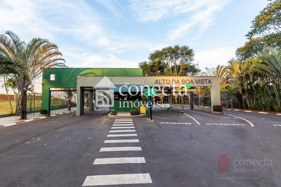 Terreno Residencial À Venda, Condomínio Alto Da Boa Vista, Paulínia - Te0267. - Te0267