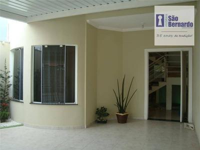 Casa Residencial À Venda, Jardim Boer I, Americana. - Codigo: Ca0408 - Ca0408