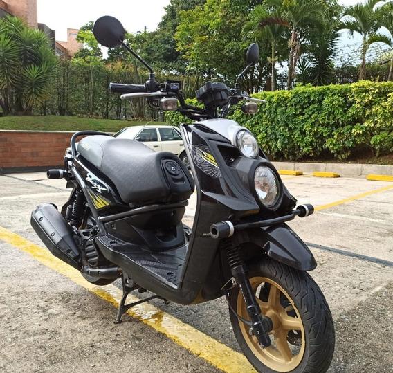 Yamaha Bws X Modelo 2015