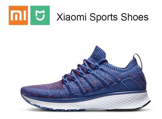 Tenis Xiaomi Mijia 2 Azul Pronta Entrega Unissex