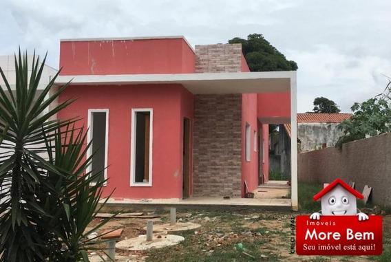 Lindas Casas Novas Em Praia Linda Em São Pedro Da Aldeia - Cs-1170