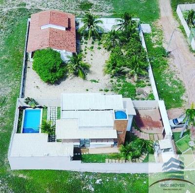Casa De Praia A Venda Em Camurupim, Nisia Floresta