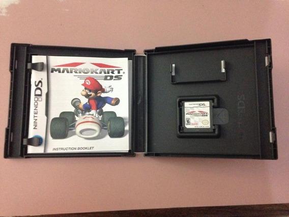 Mario Kart Nintendo Ds Completo Caixa Manuais R$169