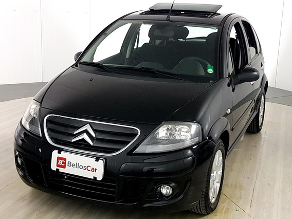 Citroën C3 1.6 Exclusive 16v Flex 4p Automático 2012/201...