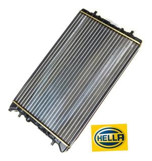 Radiador Agua Jetta Golf A4 2.0 Clasico 99-15 C/a Hella