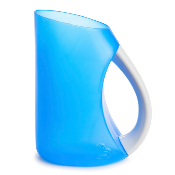 Caneca Macia Para Banho - Azul - Munchkin