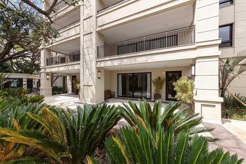 Lindo Apartamento Alto Padrão 267 Metros 4 Suítes 4 Vagas Pronto Para Morar Últimas Unidades Direto Da Construtora!!! - 2544