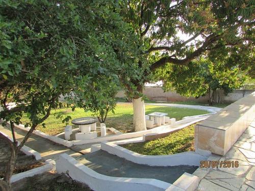 Chácara Com 4 Dormitórios À Venda, 3000 M² Por R$ 580.000,00 - Jardim Amanda Ii - Monte Mor/sp - Ch0334