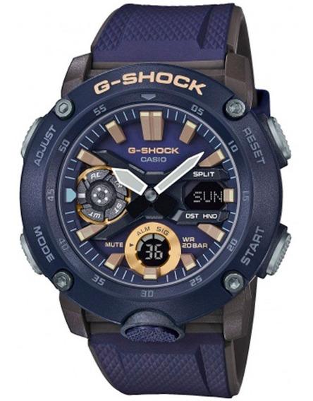Relógio Casio G-shock Ga-2000-2adr *lançamento