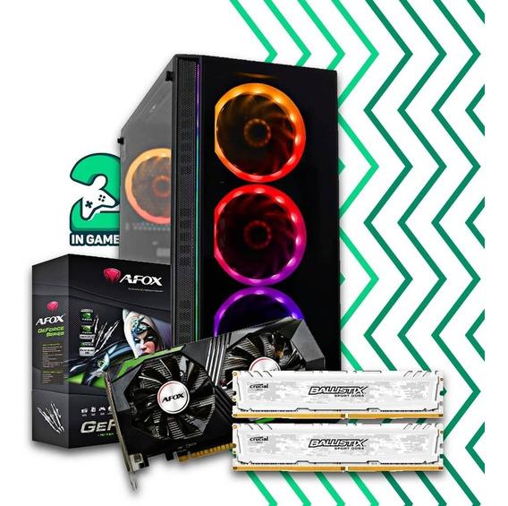 Pc Gamer Start Now Pentiumg5400 /gtx 1050 2gb/ddr4 8gb/240gb