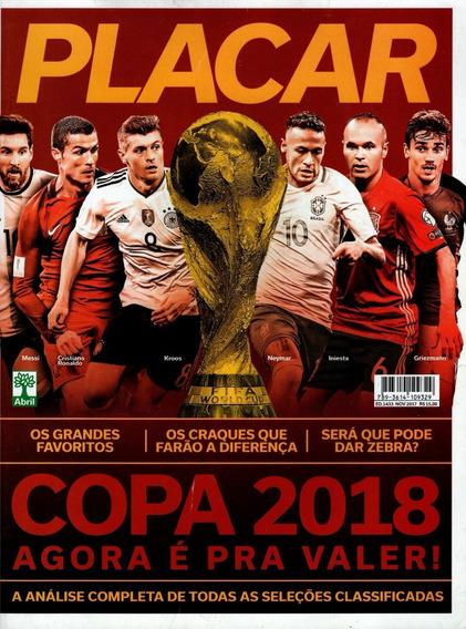Placar Nº 1433 - Copa 2018