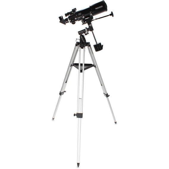 Telescópio Equatorial Refrator 400x80mm - Greika Bt40080eq