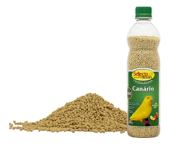 Sellecta Extrusado Natural Canário - 360 Gr