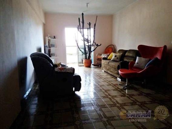 Apartamento Com 3 Dorms Centro Mongaguá - R$ 350 Mil, Cod: -7396