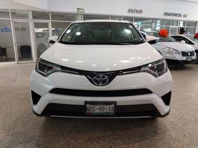 Toyota Rav 4 Xle Factura Agencia Un Dueño Piel Quemacocos