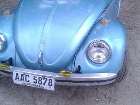 Volswagen Fusca Fusca 1.3 Año 1963