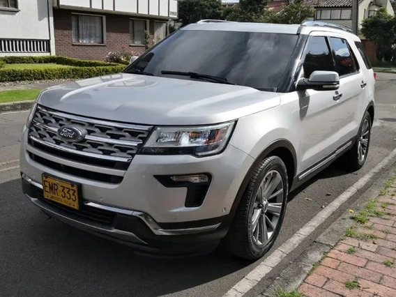 Ford Explorer Limited Ecoboost 2.2 Blindada