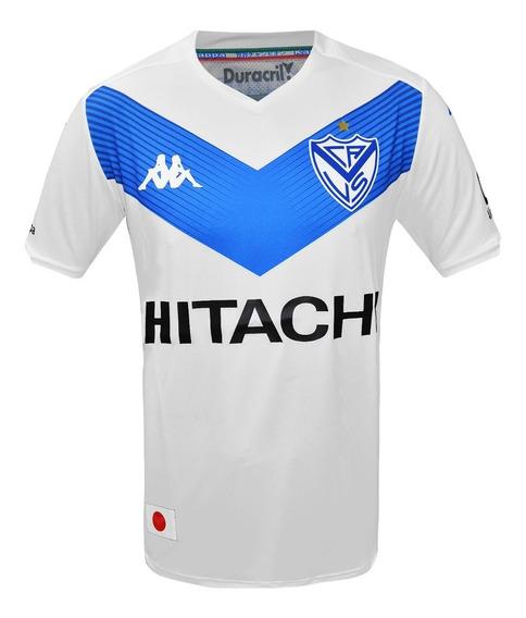 Camiseta Velez Kappa Player Titular 2020 Original