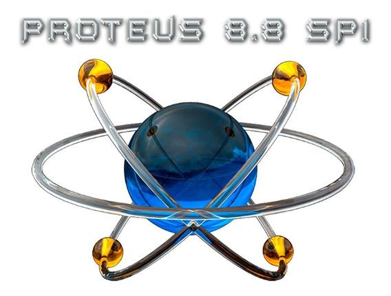 Proteus 8.9 Sp0 Isis Ares Simulador Eletronico Completo E Atualizado Licenciado Até 2031 + Pack Libraries Arduino