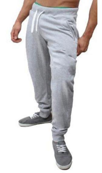 Joggers Pantalon Chupin Jogging Entallado Slim Fit Frisa