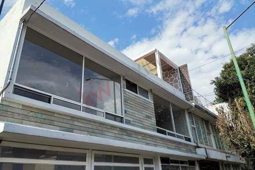 Casa En La Del Carmen Coyoacán Lista Para Habitar, Recién Remodelada El Hogar Para Tu Familia En El Mejor Lugar Del Sur