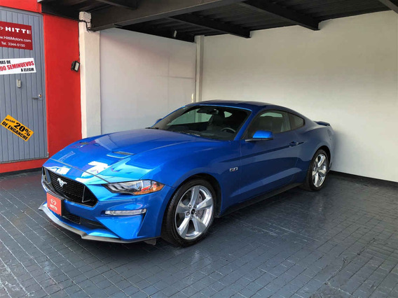 Ford Mustang 2019 2p Gt V8/5.0 Aut