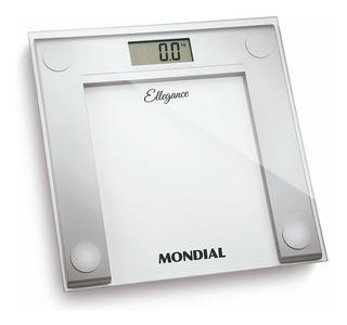 Balanza Personal Baño Digital Mondial Bl-03 150kg Vidrio