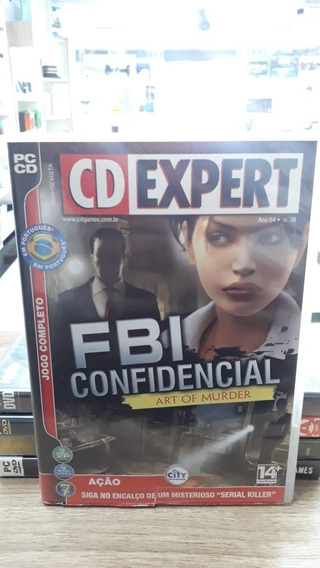 Fbi Confidencial Art Of Murder Pc Original