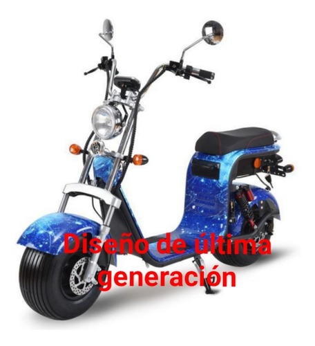 Scooter Electrica Crown Electric 1500w
