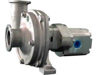 Bomba Centrífuga Com Motor Hidráulico (aço Inox)