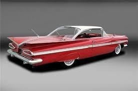 Chevrolet Impala  Impala Coupe