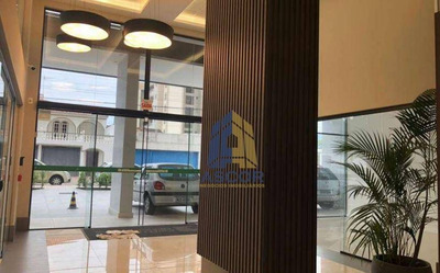 Ótima Sala Comercial Com Vista Pro Mar, 30 M², Prédio Moderno, Com Estacionamento Rotativo! - Sa0241