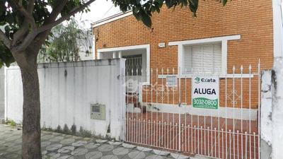 Casa Com 1 Dormitório Para Alugar Por R$ 700/mês - Além Ponte - Sorocaba/sp - Ca0287