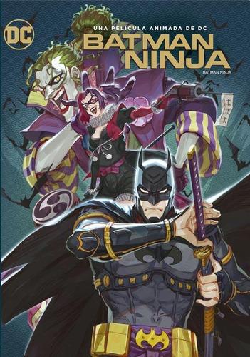 Dvd - Batman Ninja