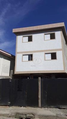 Ap Com 2 Dormitórios À Venda, 50 M² R$ 190.000, Aceita A Sua Proposta!!! Minha Casa Minha Vida!!! - Vila Cascatinha - São Vicente/sp - Ap8947