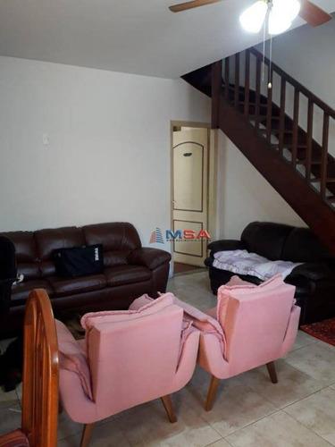 Casa À Venda Na Vila Romana, Com 163,00 M² De Ac, Com 4 Dormitórios, Ótimo Quintal E 2 Vagas Descobertas - Ca1309