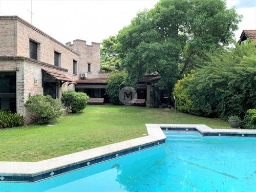 Casa Carrasco Norte 3 Dormitorios, Servicio, Jardin Con Piscina