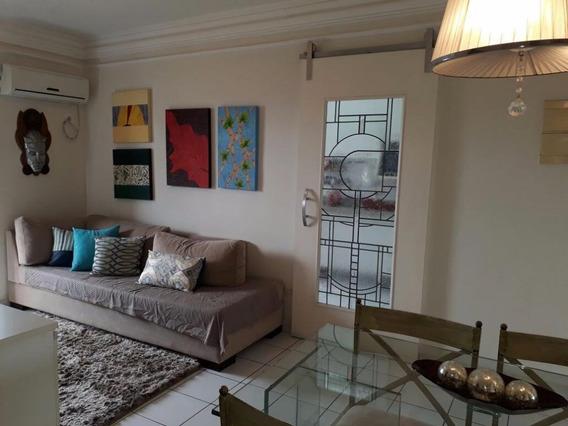 Apartamento Em Estuário, Santos/sp De 63m² 2 Quartos À Venda Por R$ 400.000,00 - Ap93349