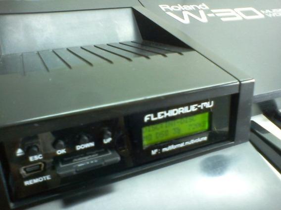 Emulador Reemplazo Disquetera Para Roland W30 Floppy To Usb