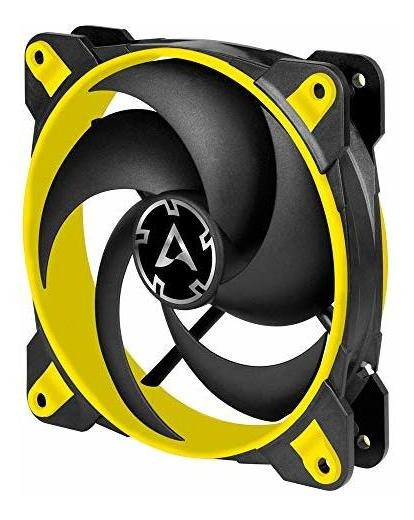 Ventilador Arctic Bionix P120 Yellow, Fan Speed: 200-2100 Rp
