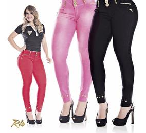 Calça Sarja Rhero Jeans C Bojo- Estilo Pitbull Oferta