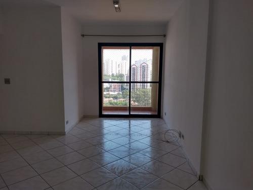 Imagem 1 de 14 de Apartamento Para Locação No Porto Marajoara. - 791