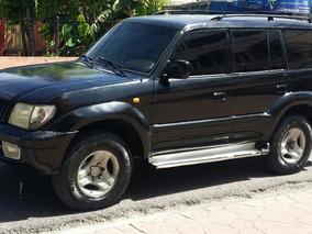 Toyota Land Cruiser Prado 00 Negra Diesel 4x4 Barata Oportun