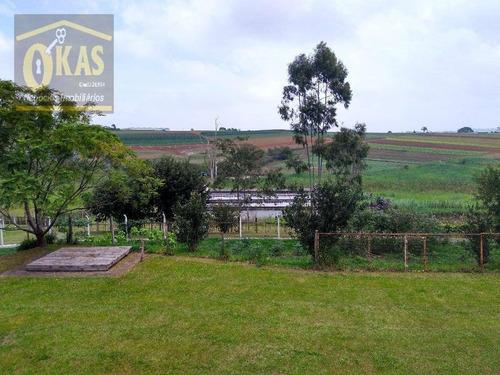 Imagem 1 de 30 de Chácara Com 3 Dormitórios À Venda, 30000 M² Por R$ 2.000.000,00 - Vale Das Serras - Suzano/sp - Ch0033