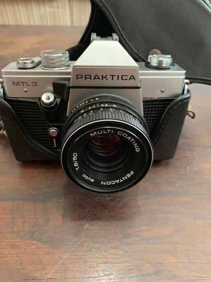 Câmera Fotográfica Praktica - Alemã